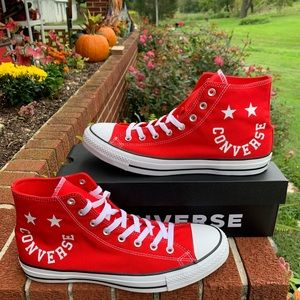 Men's Chuck Taylor All Star Smile High Top Casual